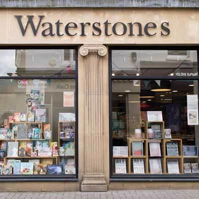 Waterstones Book Shop