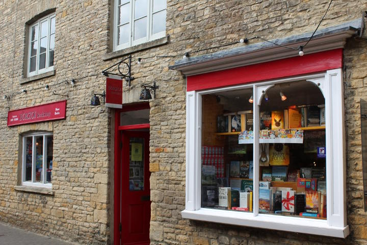 Borzoi Bookshop