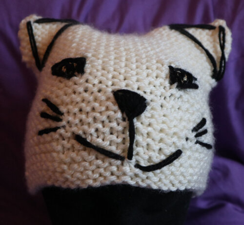 learn-to-knit-kitty-hat